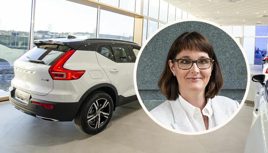 Anna Elisabeth Nordbø er advokat i Norges Bilbransjeforbund.
