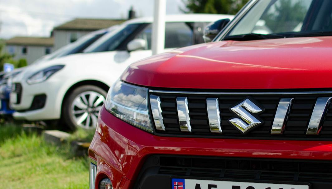 Hi-Auto har forhandlet tre RSA-importerte merker.