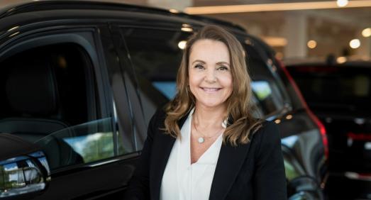 Slik blir den nye Volvo-distribusjonen i Oslo
