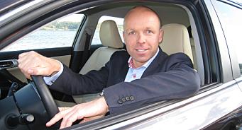 Gjør comeback som Lexus-sjef i Norge