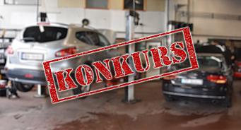 Flere bilbransje-konkurser: 13 nye i september