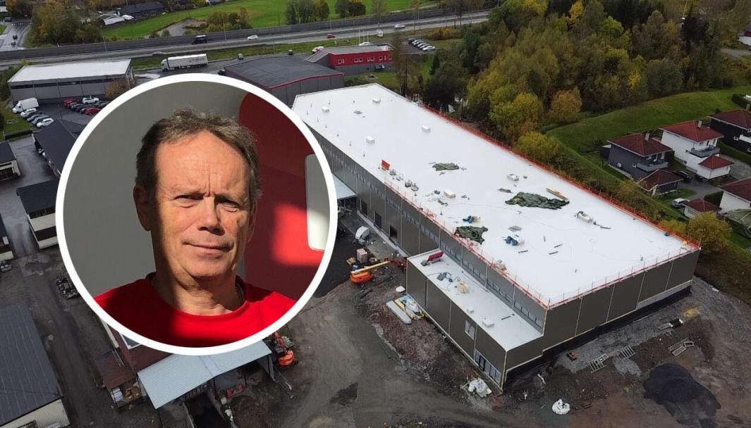 Daglig leder Frode Kittelsen i Norsk Bildelsenter har lagt en strategi for økt salg til bilverksteder.