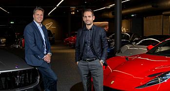 Fra Lexus til Ferrari - blir daglig leder i Autoxo Sport