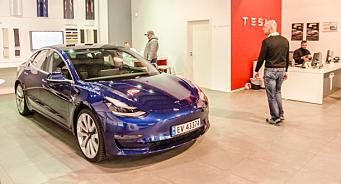 Tesla: Ny «forhandler» og kraftig rekrutteringsoffensiv