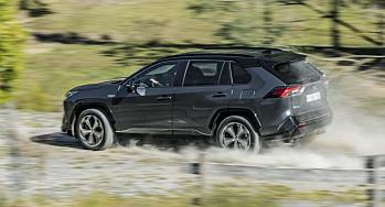 Toyota RAV4 øker med over 40.000 kroner: - Svært skuffende