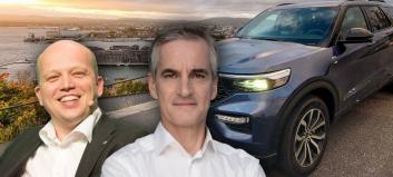 Ny regjering slår fast innføring av elbil-moms - men sier ikke når